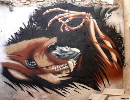 Graffiti marseille noyps 2016 france