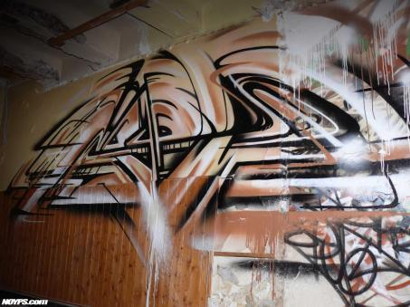 Graffiti street art noyps free marseille 2015 france