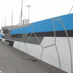 Graffiti street art marseille noyps stade malpasse 1