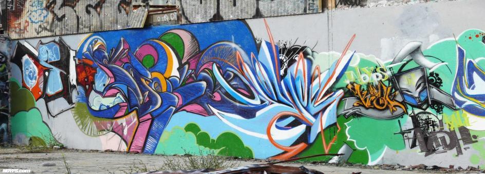 Graffiti street art tchad siose noyps real vaufrege 2008 marseille france
