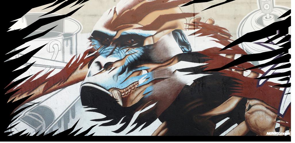 Noyps graffiti street art marseille france